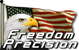 Freedom Precision Manufacturing CNC Machine Shop